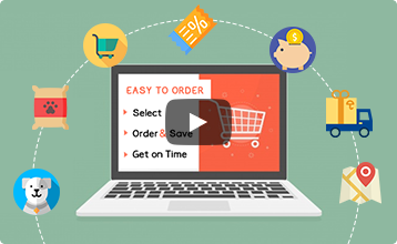 Easy To Shop At Discounted Rates - Video